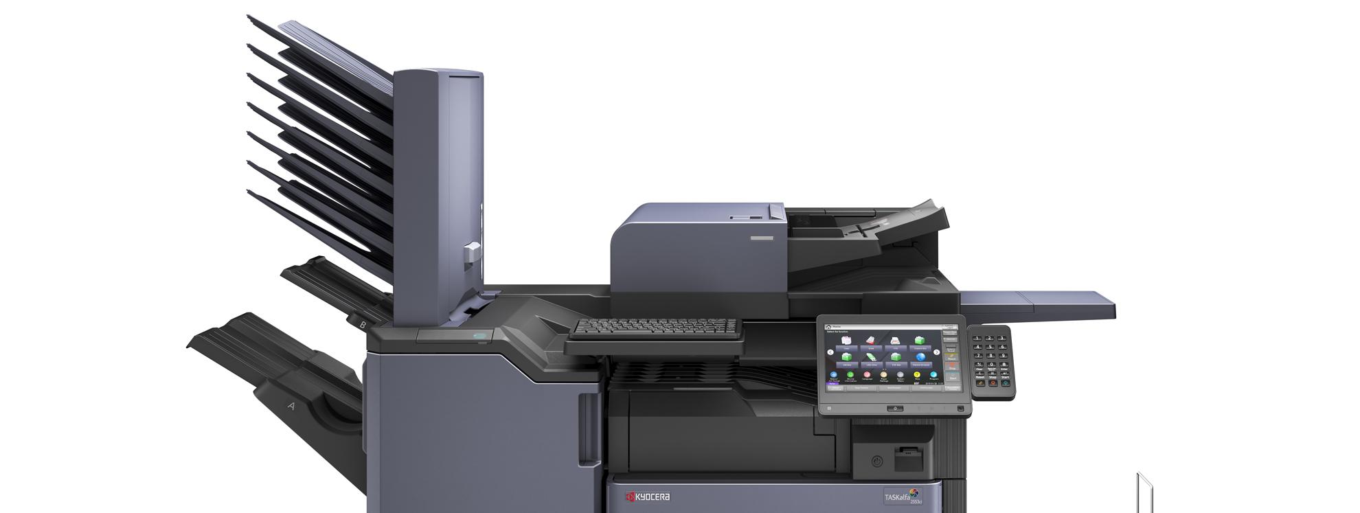 Renting Impressora / Multifunções Kyocera Taskalfa 2553Ci