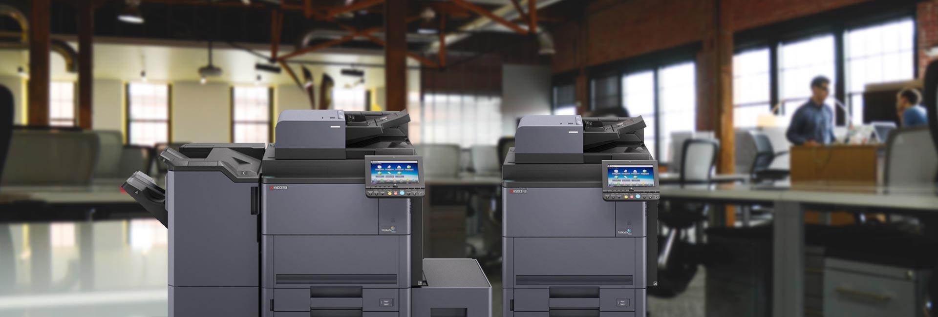 escritorio impressora